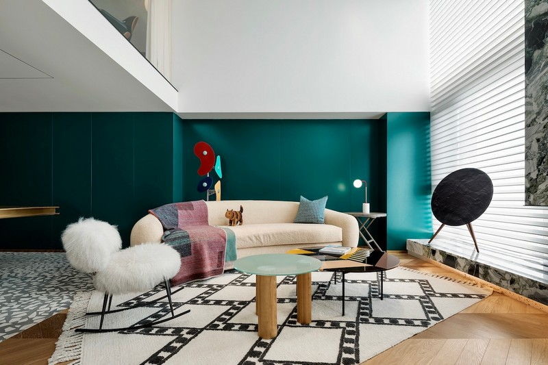A Designer's Private Residence is the Unusual Home of your Dreams