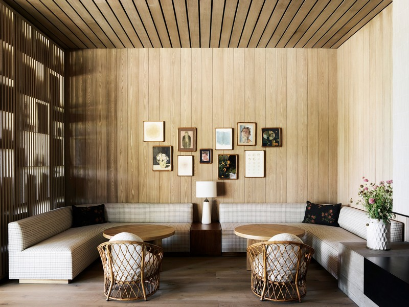 Tranquility and Sophistication, House of Flowers by Walker Warner
